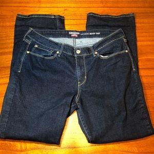 Denizen from Levi's modern boot cut jeans